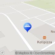 Kartta Neste D-asema Edsevö, Suomi