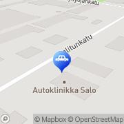 Kartta Salon Väri Ky Salo, Suomi