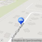 Kartta JM Store Oy Kokkola, Suomi