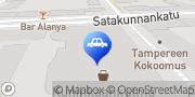 Kartta Finnpark Oy Tampere, Suomi