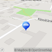 Kartta Ristinarkun Rengas Oy Tampere, Suomi