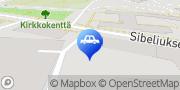 Kartta Gasum Lohja Lohja, Suomi