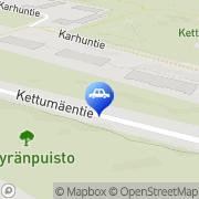 Kartta Ari O. Heino Tmi Hämeenlinna, Suomi