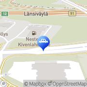 Kartta Neste Espoo Kivenlahti Espoo, Suomi