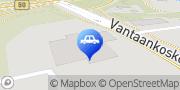 Kartta K1 Katsastus Vantaa Vantaankoski Vantaa, Suomi