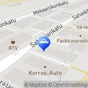 Kartta Helsingin Automaalaamo Oy Helsinki, Suomi