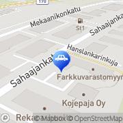 Kartta TPT-Palvelut Oy Helsinki, Suomi