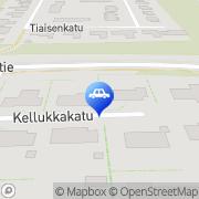 Kartta Lindberg Juha Tmi Lahti, Suomi