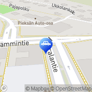 Kartta Kodin-Fiilis / Auto-Fiilis Suonenjoki, Suomi
