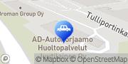 Kartta Huoltopalvelut Juutilainen Oy AD-Autokorjaamo Joensuu, Suomi