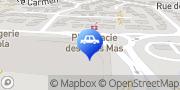 Carte de E.Leclerc Station Service Nîmes, France