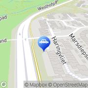 Kaart Vario Autoruitservice Alkmaar, Nederland