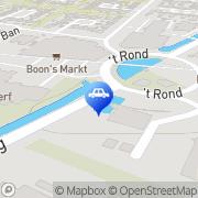 Kaart Autofood Woudrichem Woudrichem, Nederland
