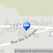 Carte de A.S.R. Automobiles Bellevesvre, France
