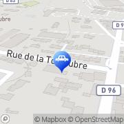 Carte de Auto Conseil Aixois Venelles, France