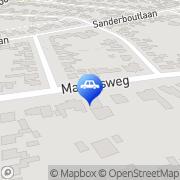 Map Janssen Garage Mazenhoven, Belgium