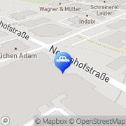 Karte Kohl Automobile GmbH Aachen, Deutschland