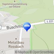 Karte Joachim Cremer KFZ-Reparaturen Stolberg, Deutschland