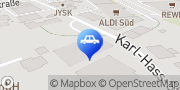 Karte KFZ-Service24.com | DPF-Service24.de Niederkassel, Deutschland