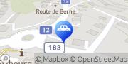 Carte de Garage Bellevue Rappo SA Fribourg, Suisse