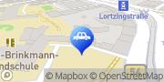 Karte G. T. Car-Service Dortmund, Deutschland