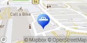 Karte DB BahnPark Parkplatz Hauptbahnhof Vorplatz P1 Wiesbaden, Deutschland