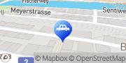 Karte Carrosserie Luzern AG Luzern, Schweiz