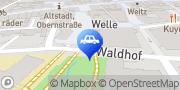Karte CONTIPARK Tiefgarage Altstadt-Carree Bielefeld, Deutschland