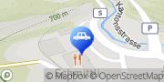Karte Migrol Tankstelle Unterägeri, Schweiz