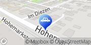 Karte Carglass® Oberursel Oberursel, Deutschland