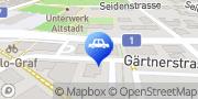 Karte Rimini AG Stadt-Garage Winterthur, Schweiz