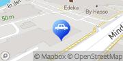 Karte B&K GmbH & Co. KG Bad Oeynhausen, Deutschland