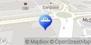 Karte Dier & Jakob Fahrzeugteile GmbH Singen (Hohentwiel), Deutschland