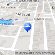 Map Silitel Car AC Service Chennai, India