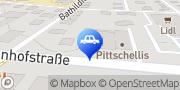 Karte Auto-Stiehl Bad Arolsen, Deutschland