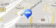 Karte DB BahnPark Tiefgarage LBBW P1 Stuttgart, Deutschland