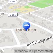 Karte Andreas Miller Mochenwangen, Deutschland