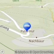 Karte Nachbaur Bertram Fraxern, Österreich