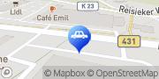 Karte junited AUTOGLAS Elmshorn Elmshorn, Deutschland