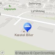 Kort Kæstel Biler Sønderborg, Danmark