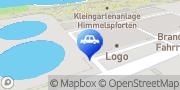 Karte Wintec Autoglas Trapp e.K. Würzburg, Deutschland