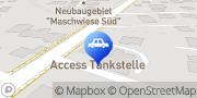 Karte Access Tankstelle Sehnde, Deutschland