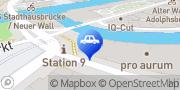 Karte Premio Reifen + Autoservice Hamburg, Deutschland