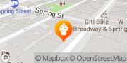 Map LADUREE New York, United States