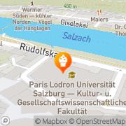 Karte Resch & Frisch Bäckerei-Konditorei Salzburg Salzburg, Österreich