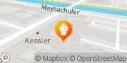 Map Koriat Kuchenmanufaktur Berlin, Germany