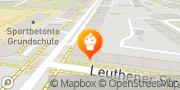 Karte Feinback GmbH Cottbus, Deutschland