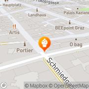 Karte Auer Martin Brot Graz, Österreich