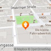 Karte Bäckerei GÜL Wien, Österreich
