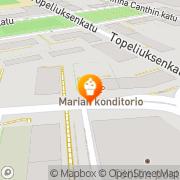 Kartta Marian Konditoria Oy Helsinki, Suomi